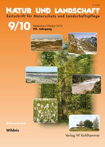 Natur und Landschaft Wildnis in Deutschland