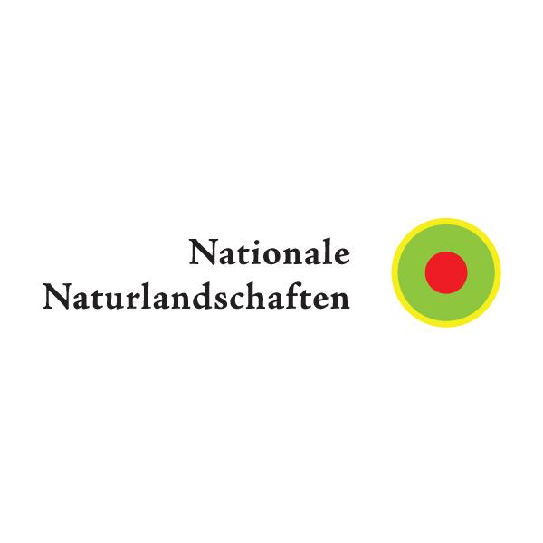 Nationale Naturlandschaften Logo