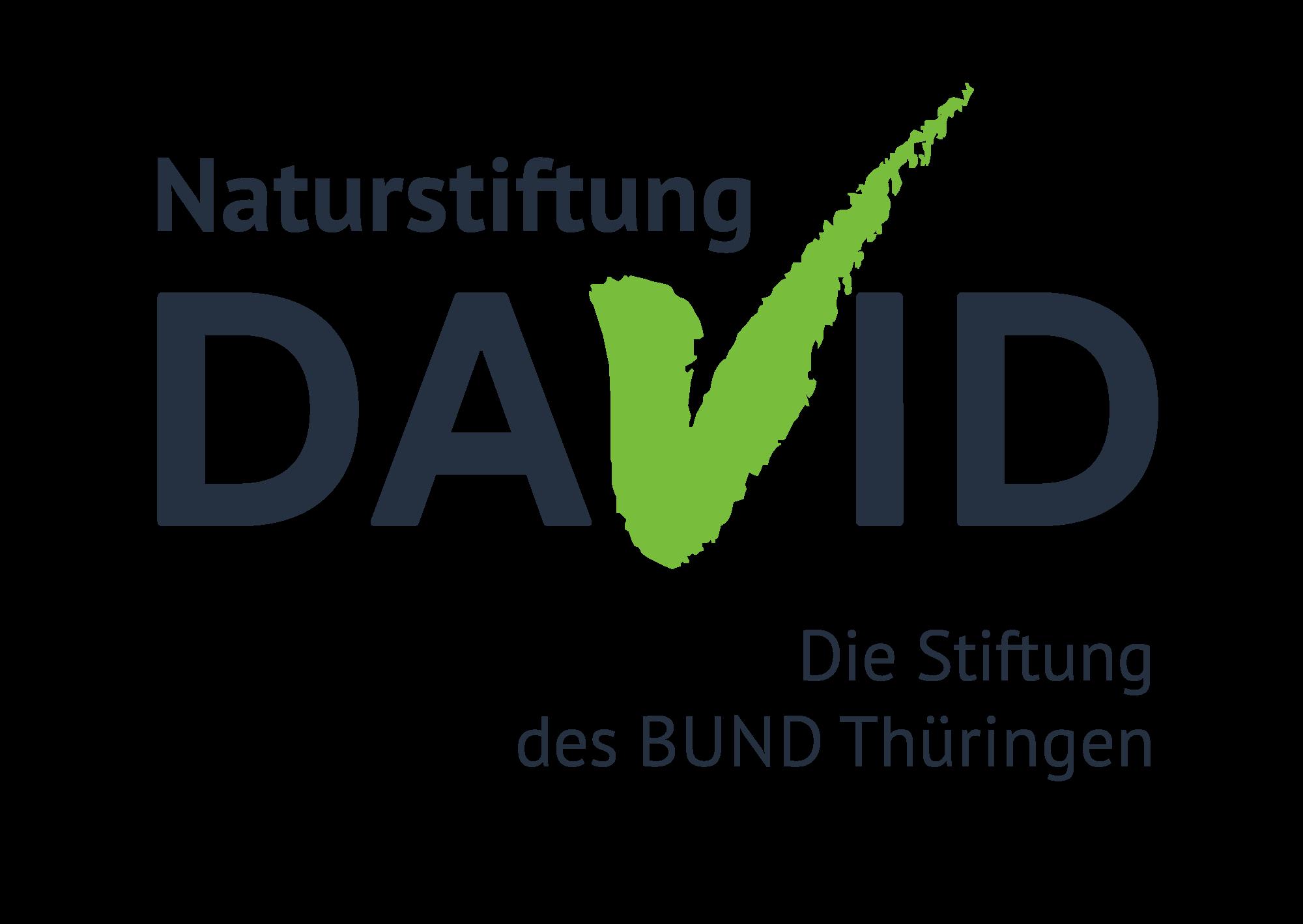 Naturstiftung David Logo