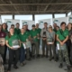 Teilnehmende der Wildnisbotschafter-Weiterbildung